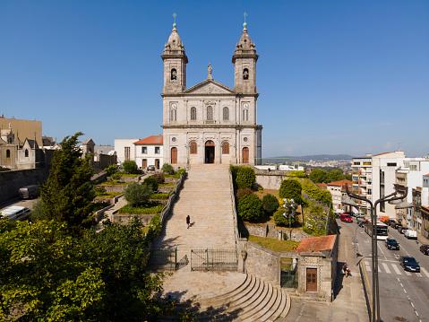 Bonfim Church in Porto, Portugal