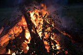 fire flames -Firewood, Flame, Fire - Natural Phenomenon, Heat - Temperature, Coal, Night, Log Fire, Winter, Firewood, Fireplace,