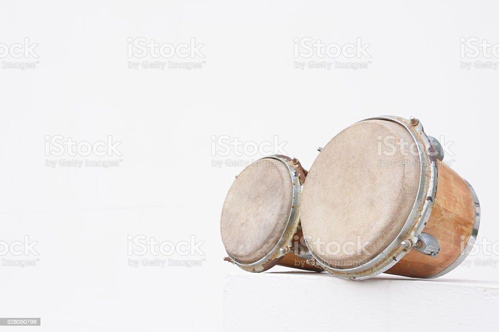 Tambores Bongo - foto de stock