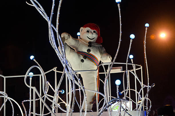 Bonhomme Carnaval Steppette – Foto