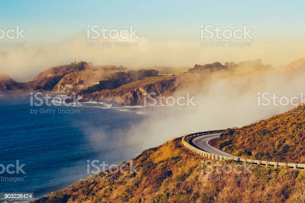 Photo of Bonita Cove, Conzelman road, Marin County, California, USA