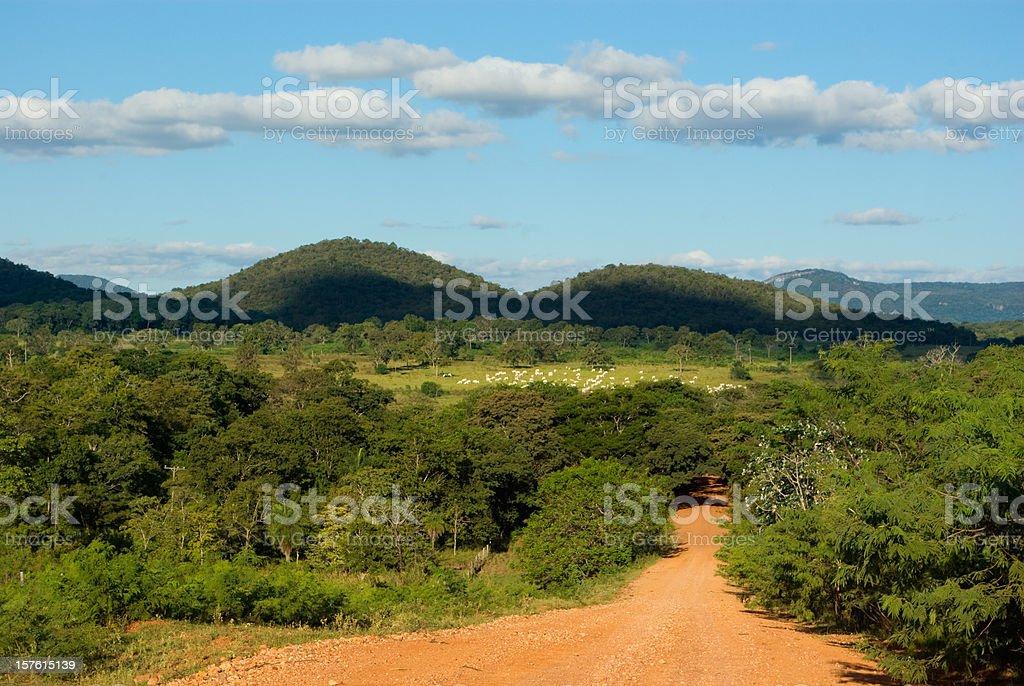 Bonito, Mato Grosso do Sul, Brazil royalty-free stock photo