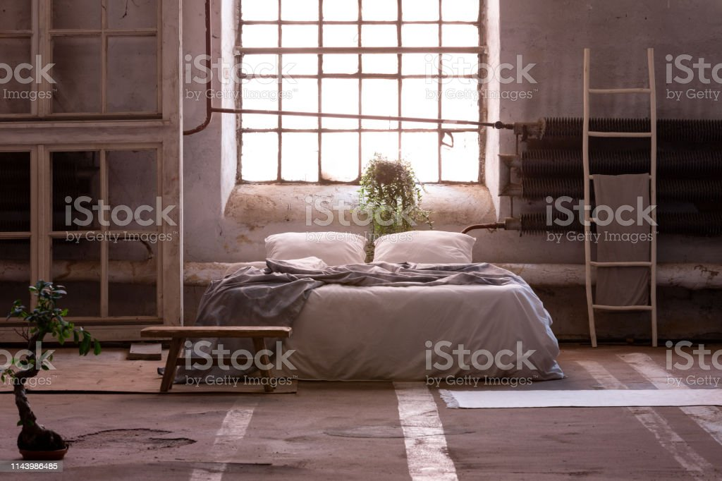 Pleasant Bonsai And Bench In Japanese Bedroom Interior With Window Camellatalisay Diy Chair Ideas Camellatalisaycom