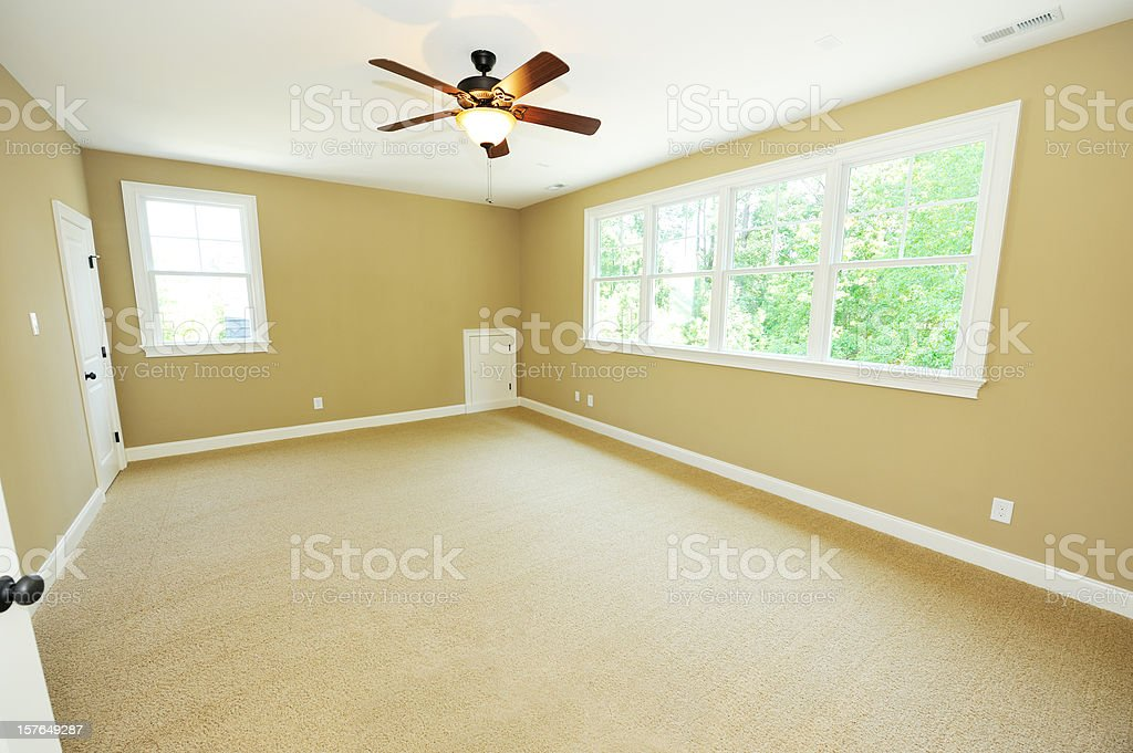 Bonus Room stock photo