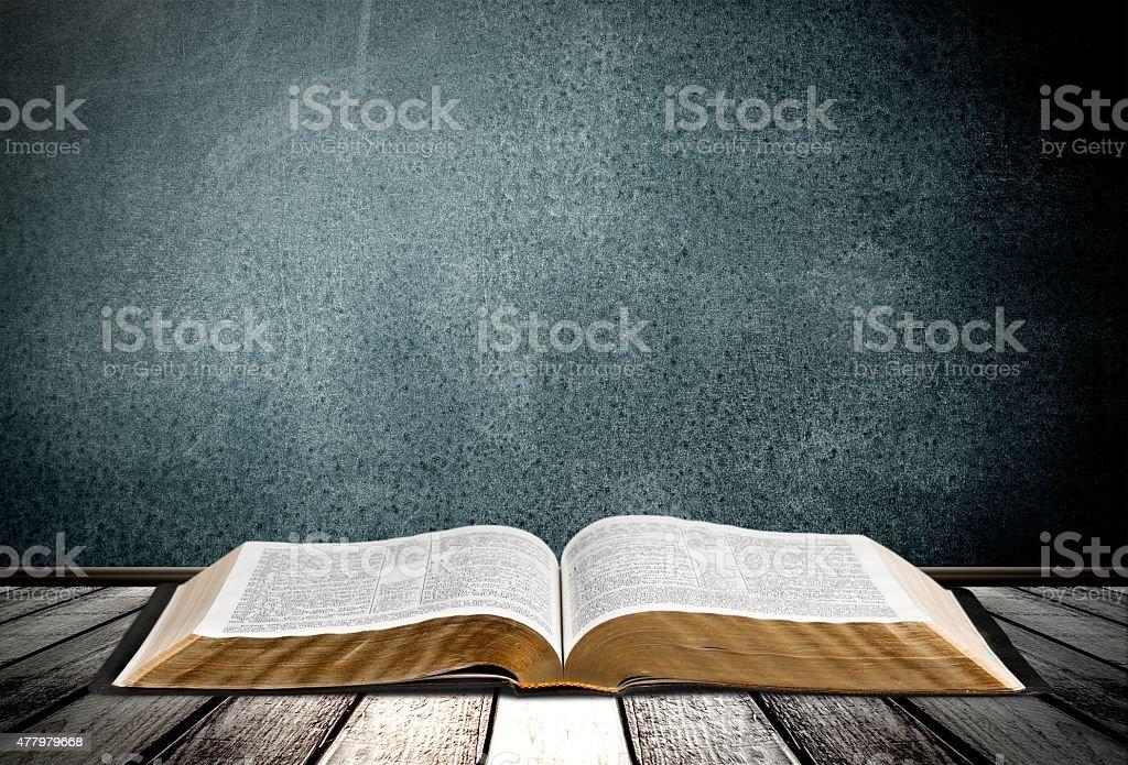 Book, Bible, Open stock photo