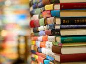 istock Book, books, piledbooks 501794256