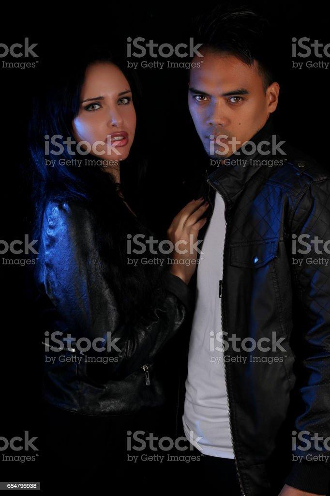 Photo Libre De Droit De Couverture De Livre Pour Un Roman De Vampire Beau Couple De Vampires Banque D Images Et Plus D Images Libres De Droit De Adulte Istock