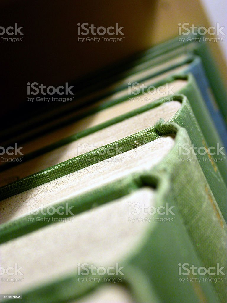 Book Covers royalty-free stock photo