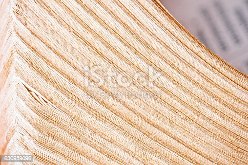 istock Book edge background 630959096