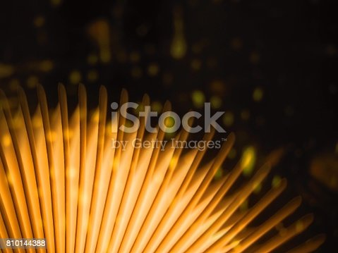528363897 istock photo Book fantasy fairy tales with firefly warm background 810144388