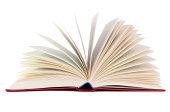 istock Book isolated 185226826