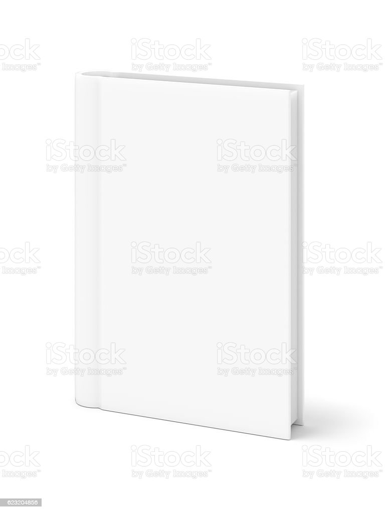 Book Mockup stock photo