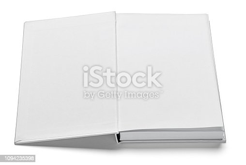 istock book notebook textbook white blank paper template 1094235398