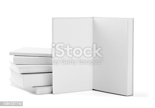 istock book notebook textbook white blank paper template 1094237740