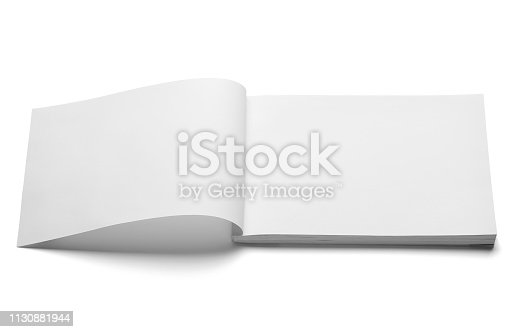 istock book notebook textbook white blank paper template 1130881944