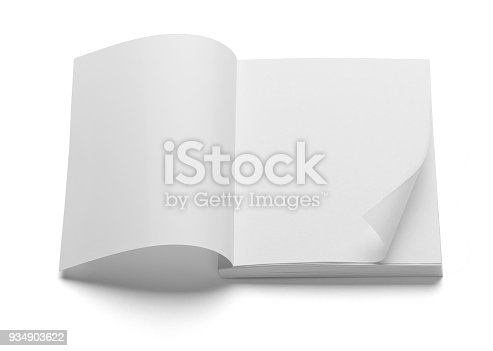 istock book notebook textbook white blank paper template 934903622