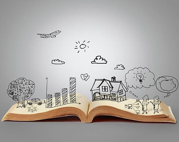 Buch der fantasy-Geschichten – Foto