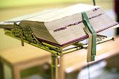 book of liturgical - missal