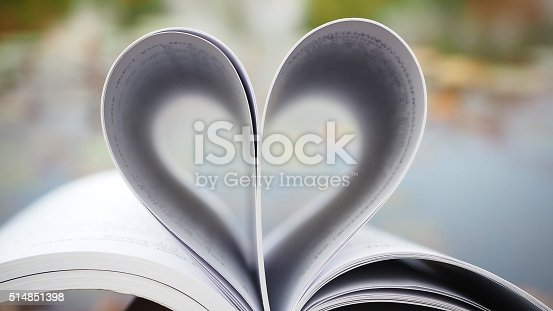 503130452istockphoto Book of love. Love books, Love reading, Love Story, 514851398