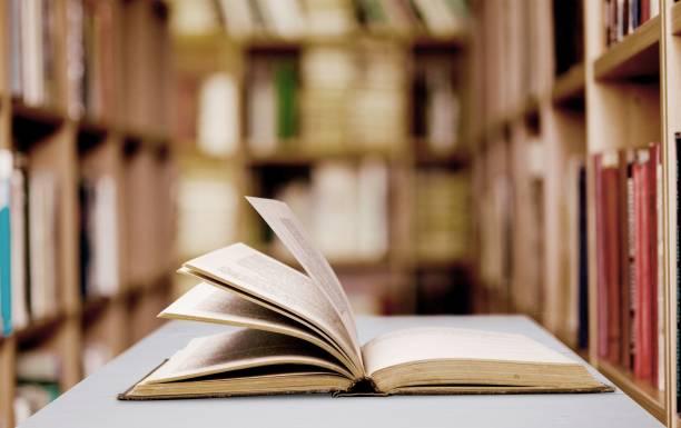 Book. stock photo