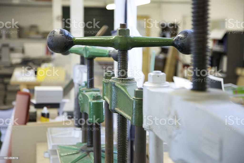 Book Press.. royalty-free stock photo