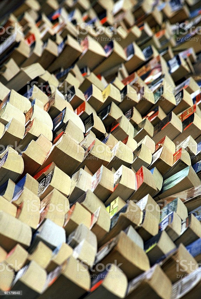 Book Sale royalty-free stock photo