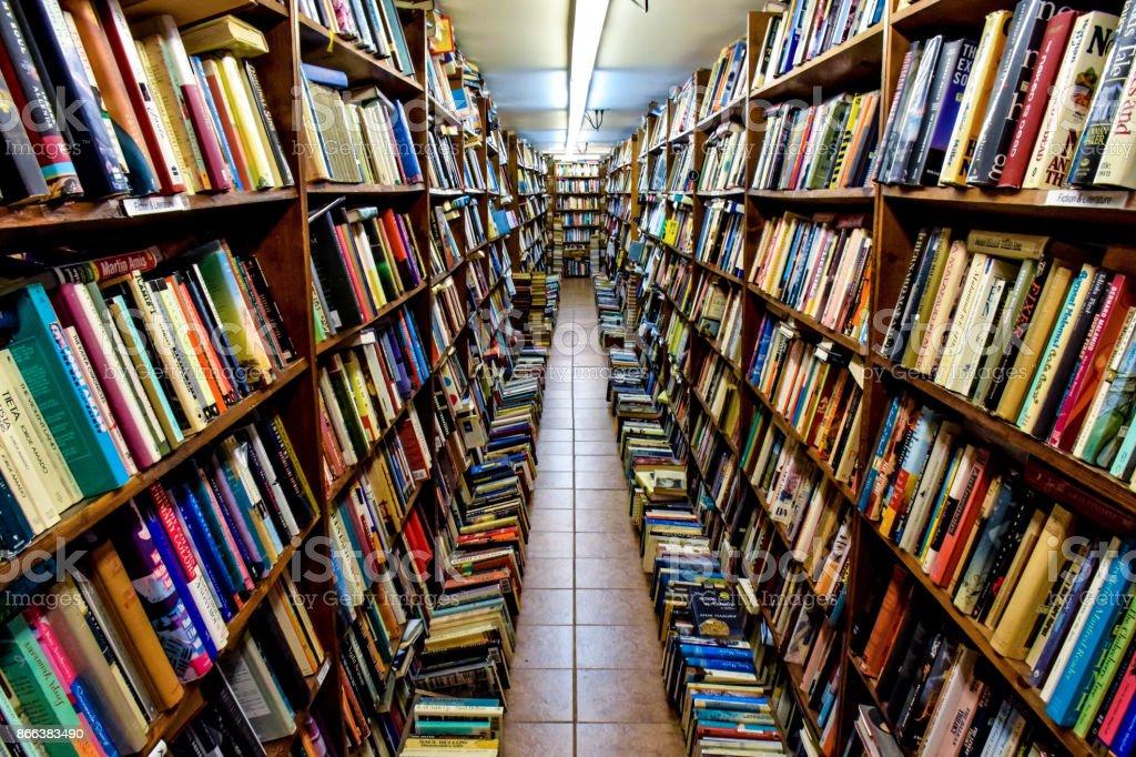 Book Store – Foto