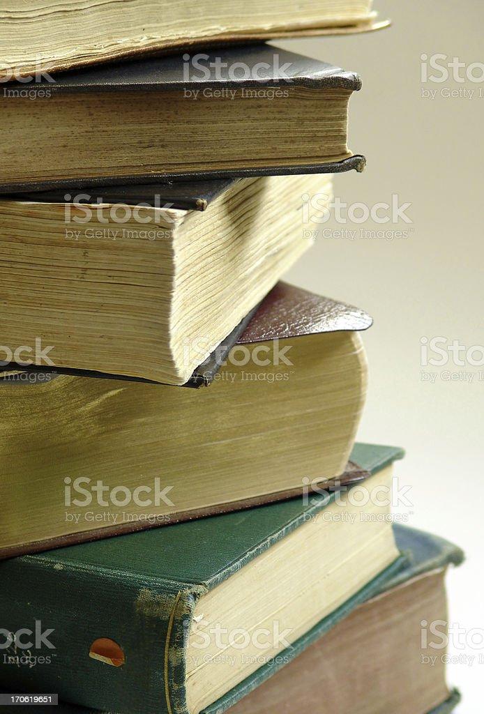 Book Study royalty-free stock photo