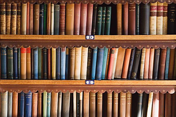 Bookcase ストックフォト