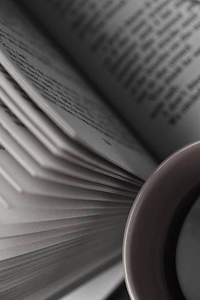 A Bookish Affair stock photo
