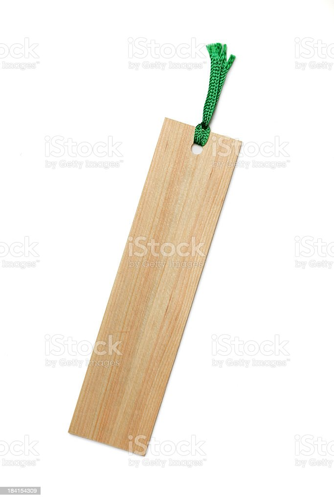 Bookmark stock photo