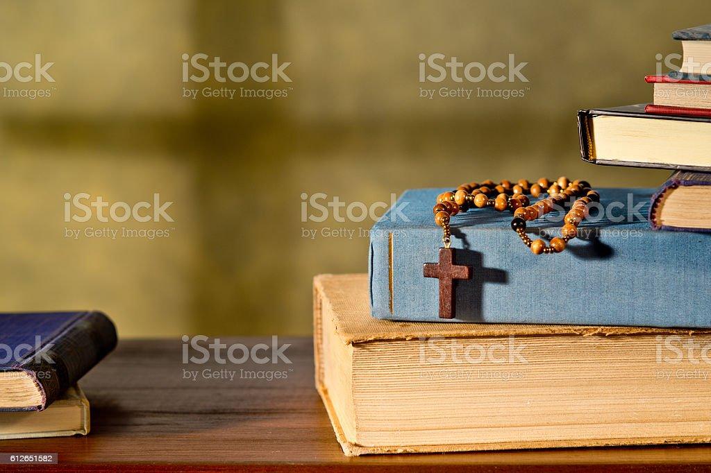 Livres et du Rosaire - Photo