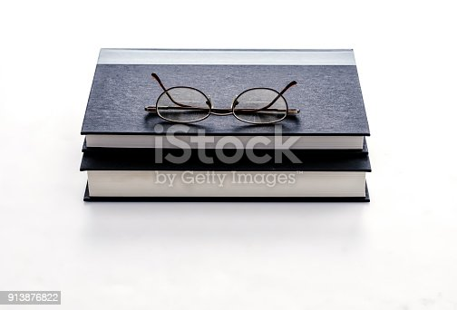 1034955096 istock photo Books for study and room for text 913876822