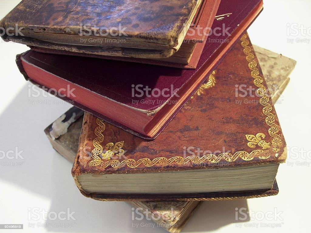 Books I royalty-free stock photo