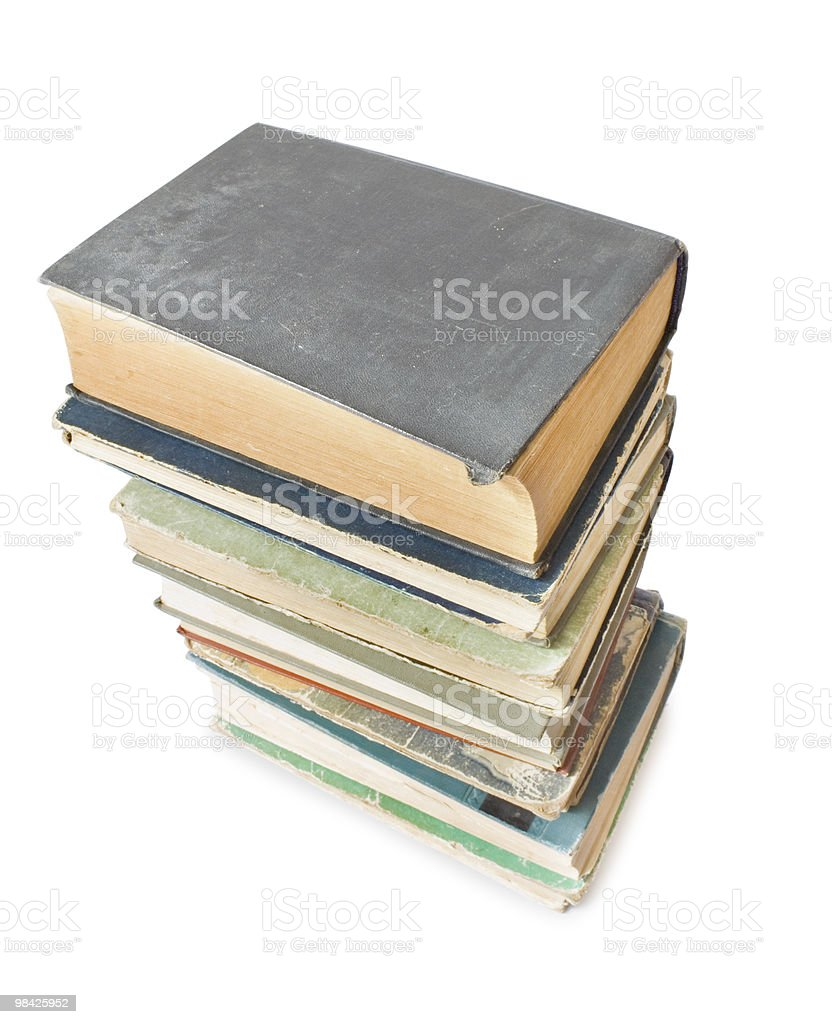 books old royalty-free stock photo