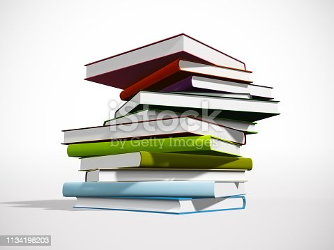 An image of a nice batch of books