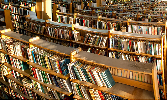 Books Stock Photo - Download Image Now