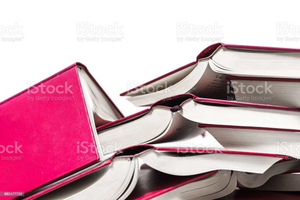 Books royalty-free stock photo