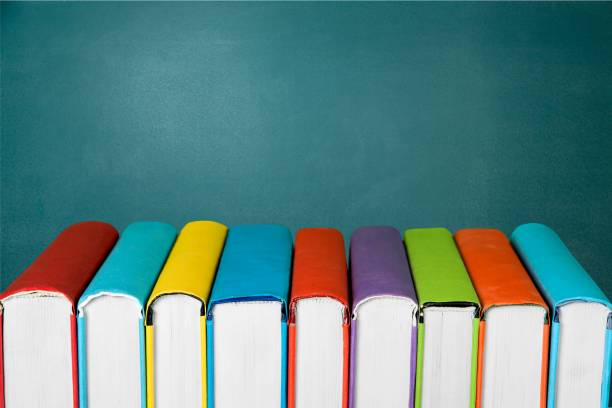 Livros. - foto de acervo