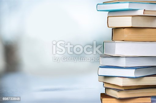istock Books. 698733848