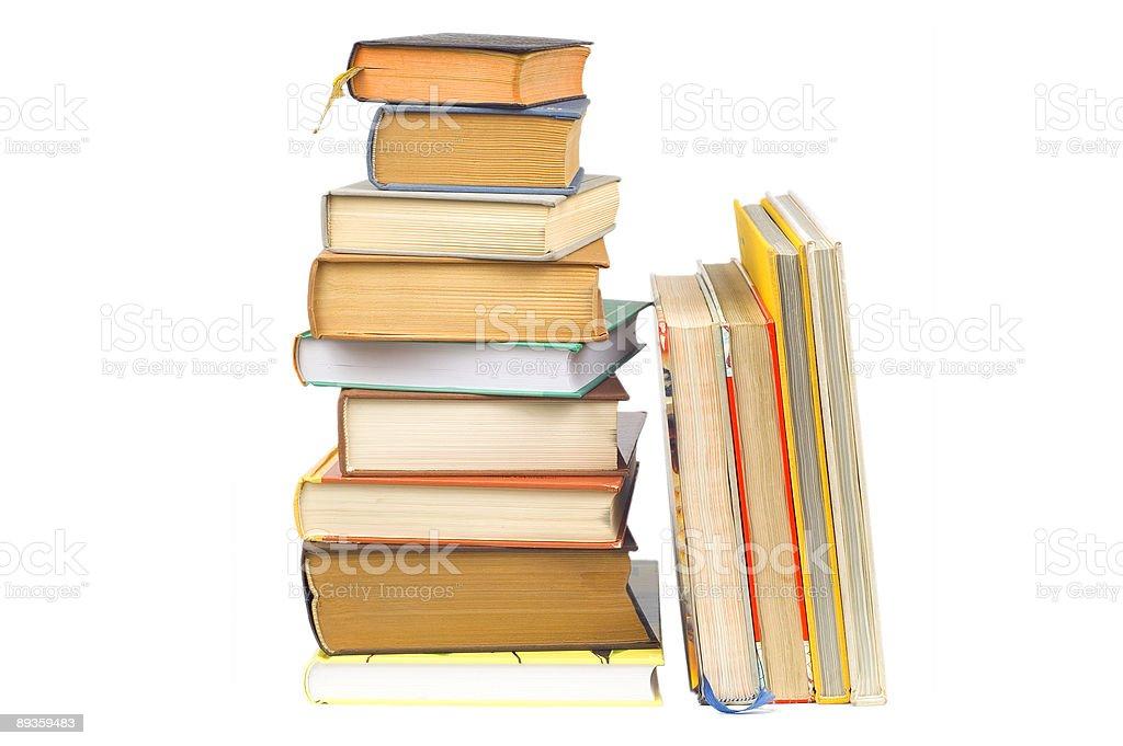 Books royalty free stockfoto