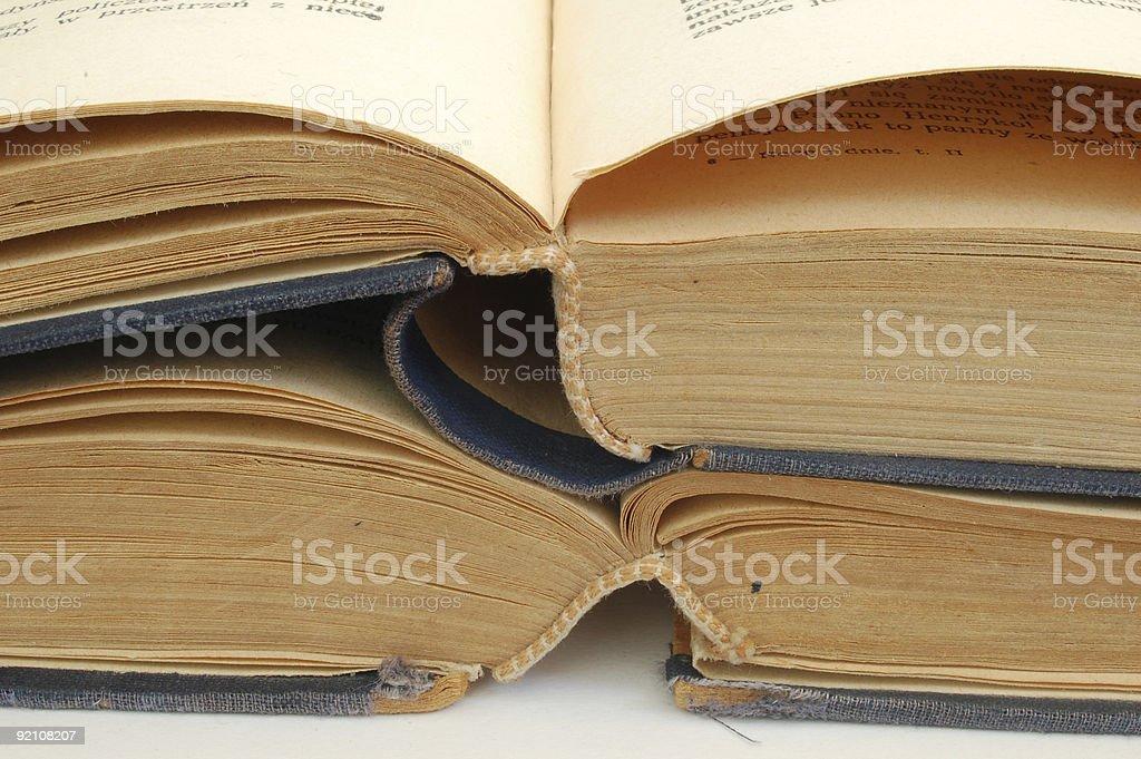 books # 3 stock photo