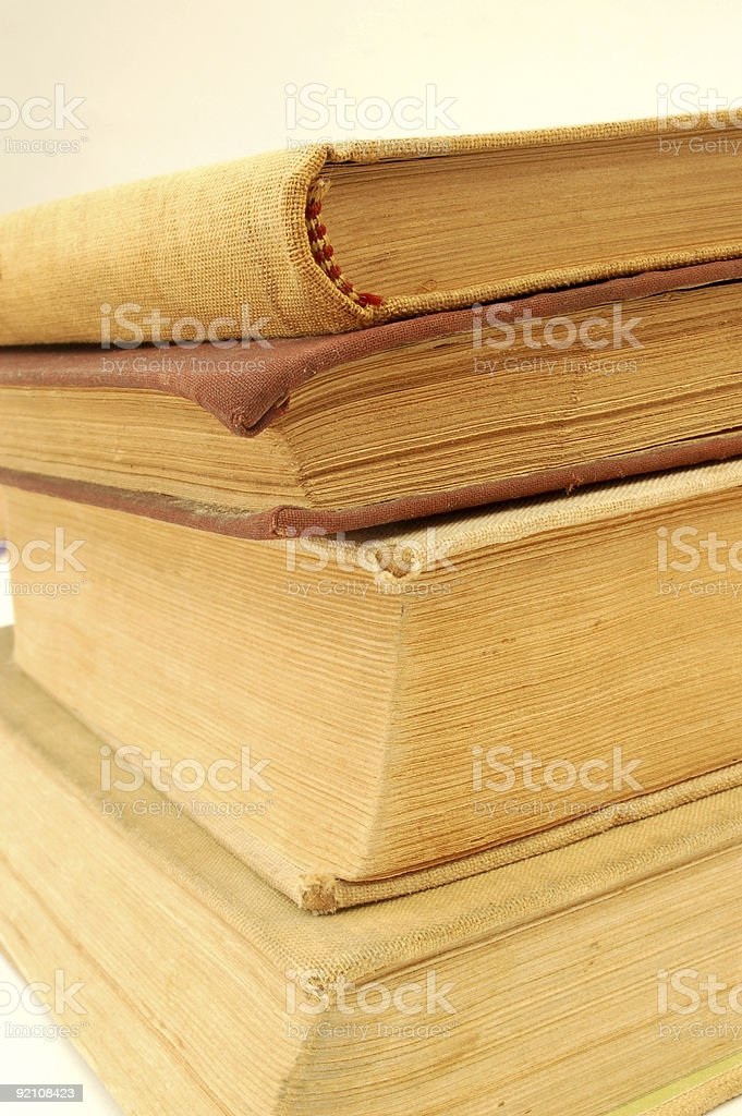 books # 6 royalty-free stock photo