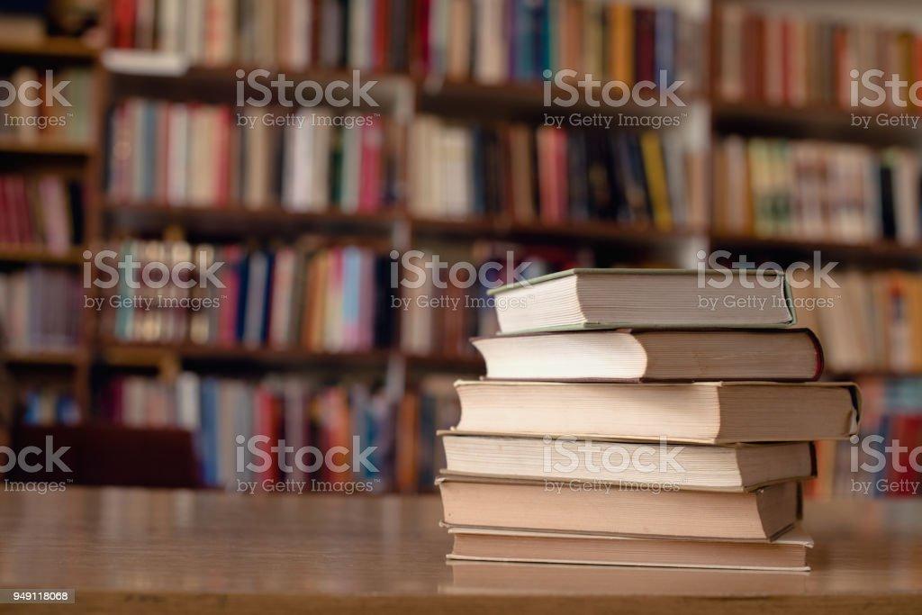 Libros  - foto de stock