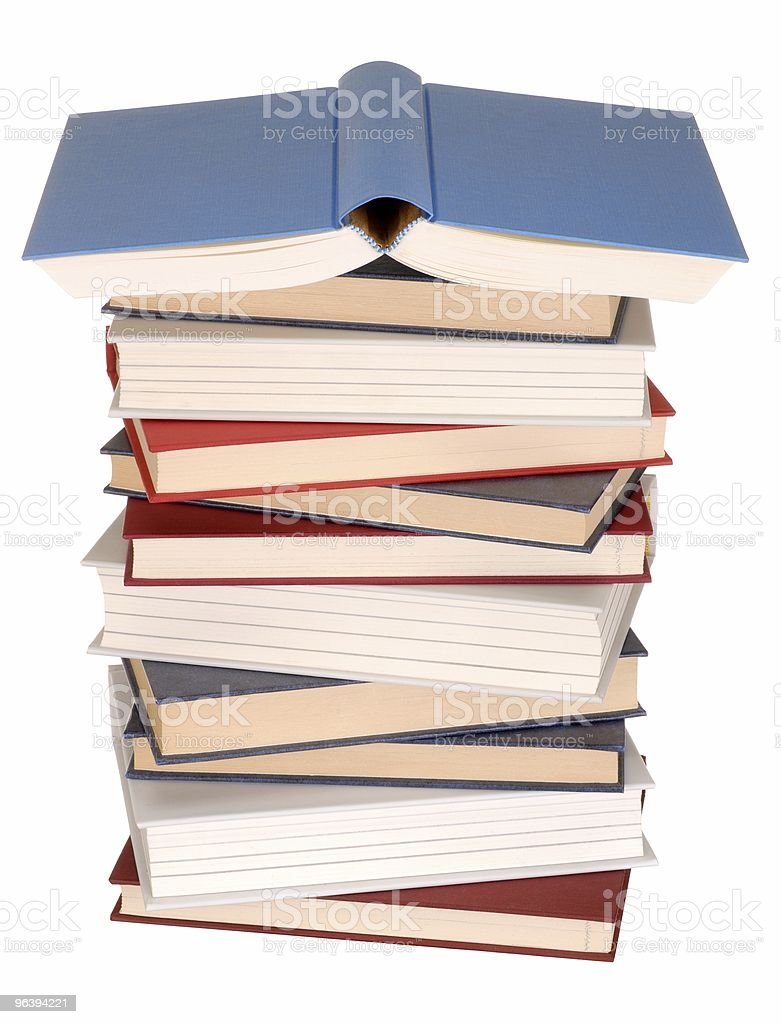 Books - Royalty-free Book Stock Photo