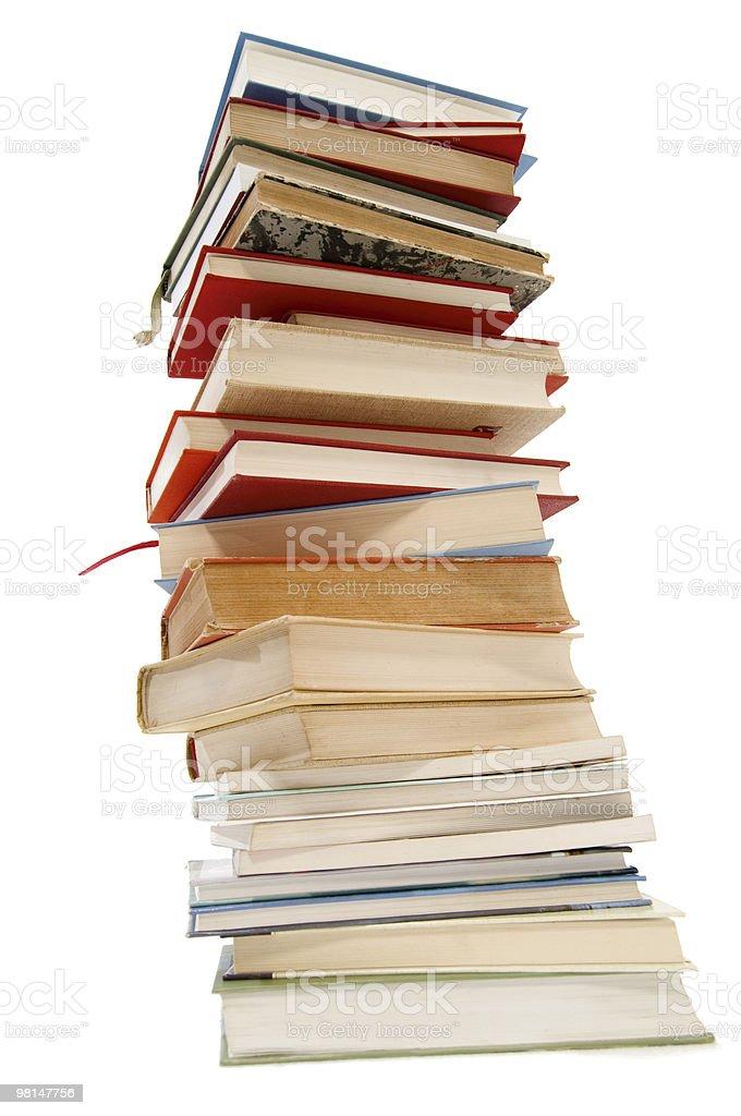 도서는 royalty-free 스톡 사진