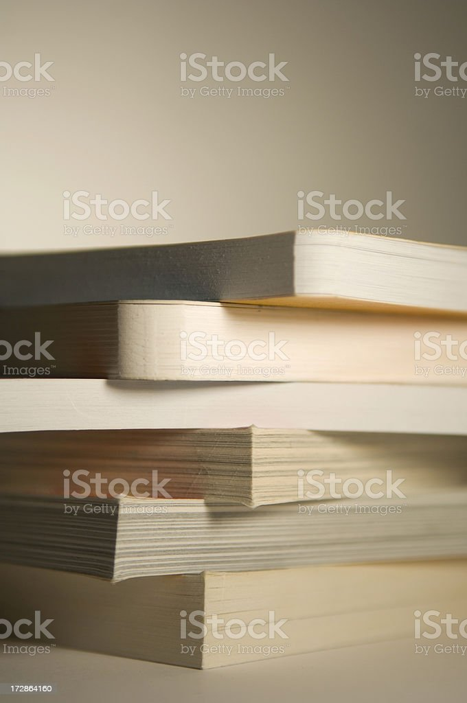 books series royalty-free stock photo