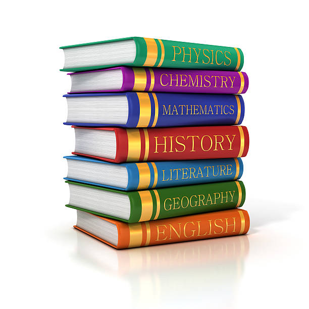 books stack books stack 3d illustration textbook stock pictures, royalty-free photos & images