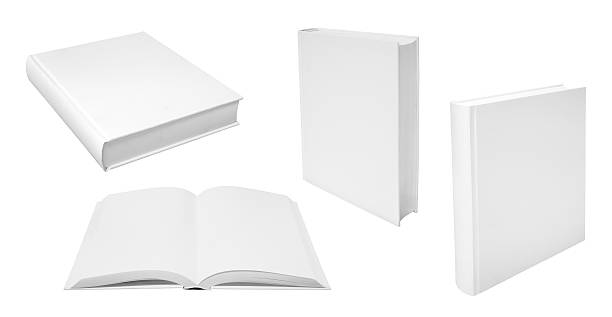Books template stock photo