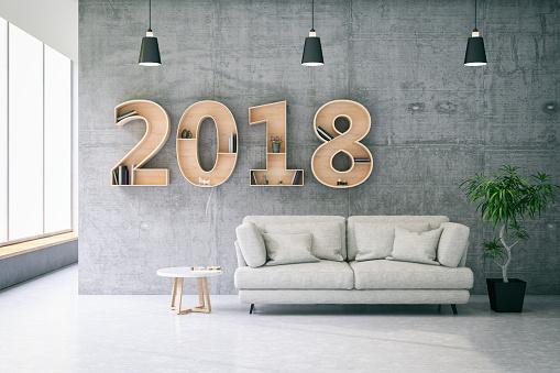 2018 Bookshelf